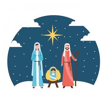 Frohe und glückliche weihnachten