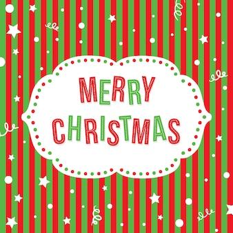 Frohe weihnacht-gruß-karte.