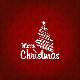 Frohe weihnachten 2019 hintergrund