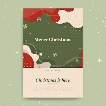 Frohe weihnachten blog post vorlage