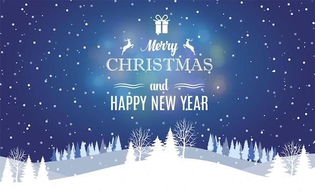 Frohe weihnachten-design