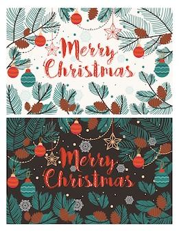 Frohe weihnachten feiern. dezember festlich. weihnachtshintergrund.