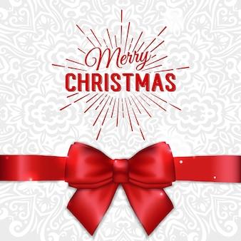 Frohe weihnachten & frohes neues jahr karte