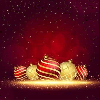 Frohe weihnachten grußkarte hintergrund