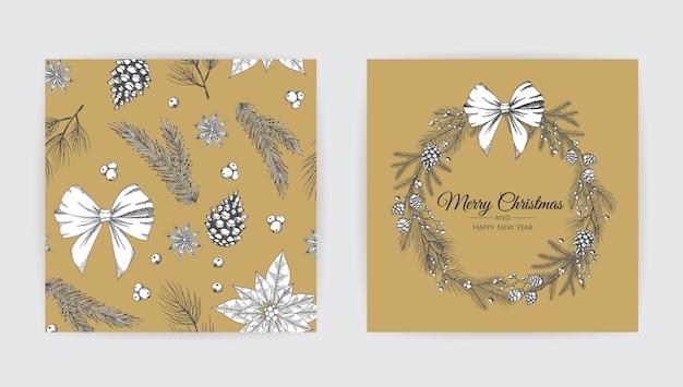 Frohe weihnachten grußkarten