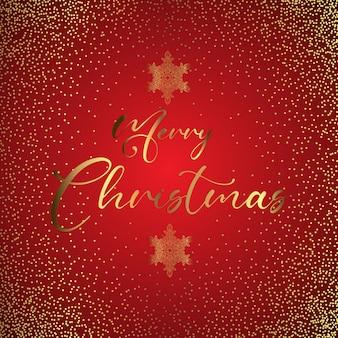 Frohe weihnachten hintergrund