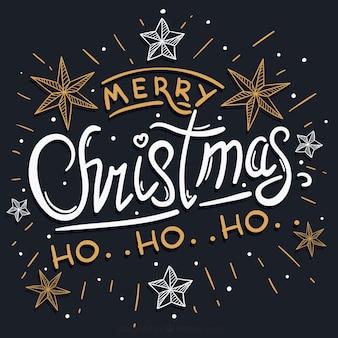Frohe weihnachten ho ho ho
