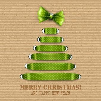 Frohe weihnachten karte