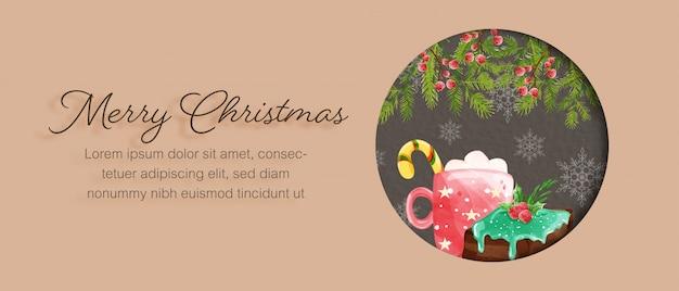 Frohe weihnachten kartenvorlage