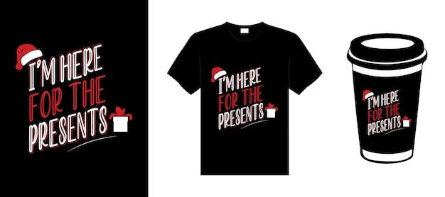 Frohe weihnachten-schriftzug-typografie-zitat weihnachts-t-shirt-design weihnachtsartikel-designs