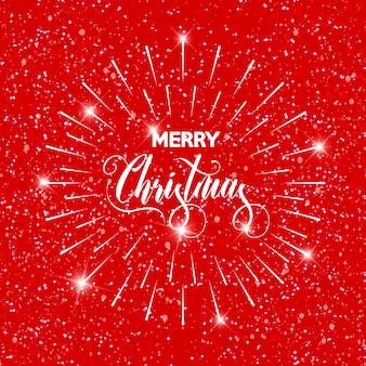 Frohe weihnachten textkartenvorlage.
