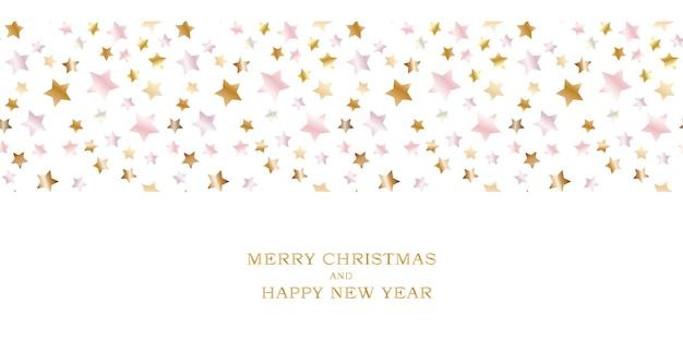 Frohe weihnachten und ein frohes neues jahr urlaub vorlage hintergrund.