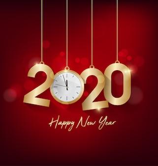 Frohe weihnachten und ein gutes neues jahr 2020 jahr der ratte