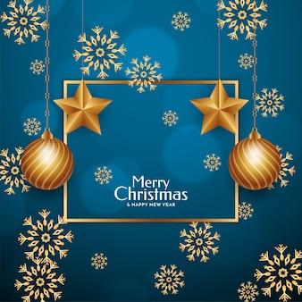 Frohe weihnachtsfeier gruß hintergrund