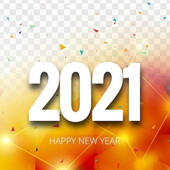 Frohes neues jahr 2021