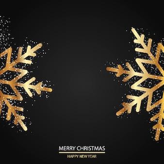 Frohes neues Jahr oder Weihnachten Hintergrund