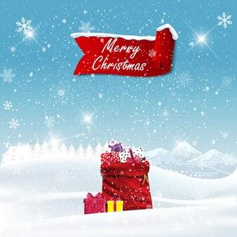 Frohes neues jahr und frohe weihnachten.