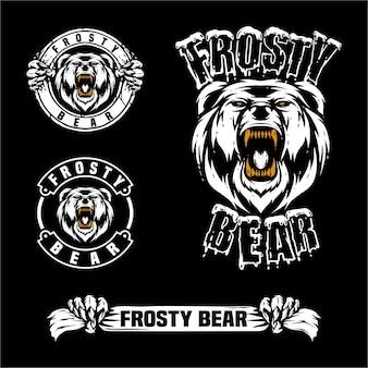 Frostiger bär