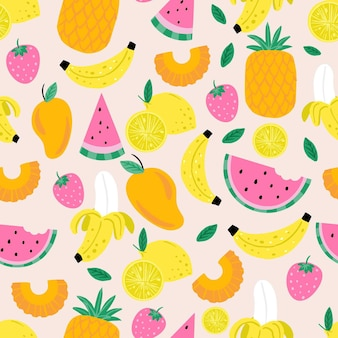 Fruchtmusterthema