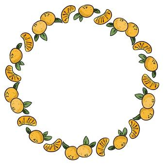 Fruchtrahmen