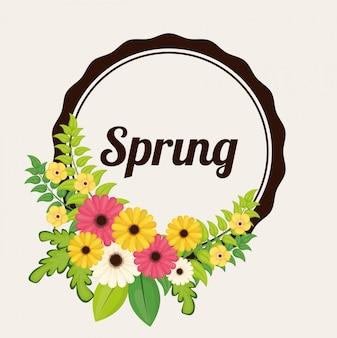 Frühjahrssaison design