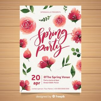 Frühlingsfest-broschüre