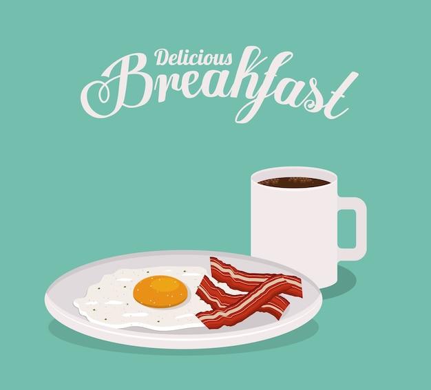 Frühstück digitales design