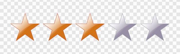 Fünf-sterne-bewertung