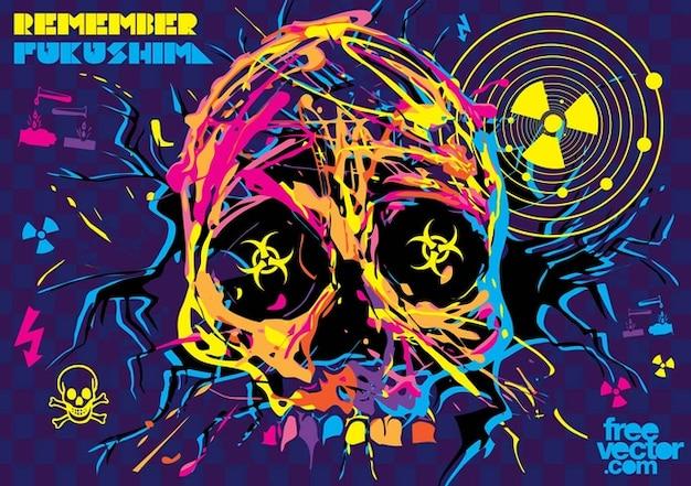 Fukushima vector