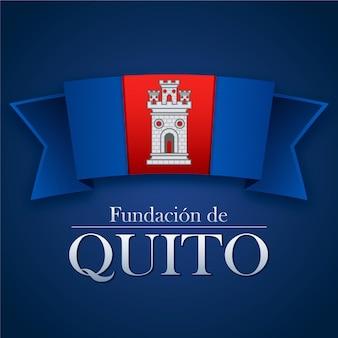 Fundacion de quito-konzept