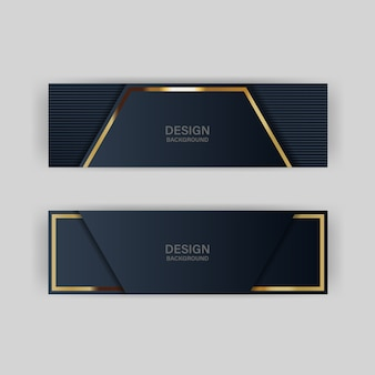 Funkelnhintergrundlicht mit abstraktem farbmodernem technologiefahnengold
