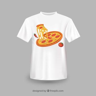 Funky t-shirt design vector
