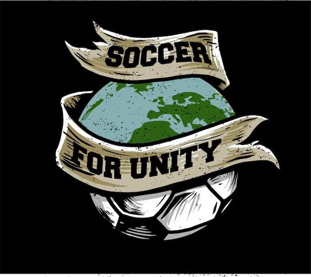 Fußball für die einheit