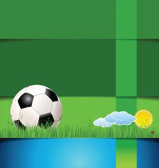 Fußball Hintergrund