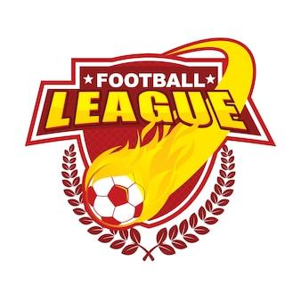 Fußball-liga-vektor