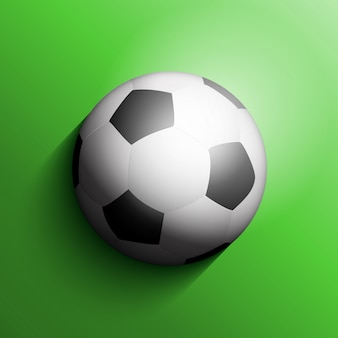 Fußball oder fußball hintergrund