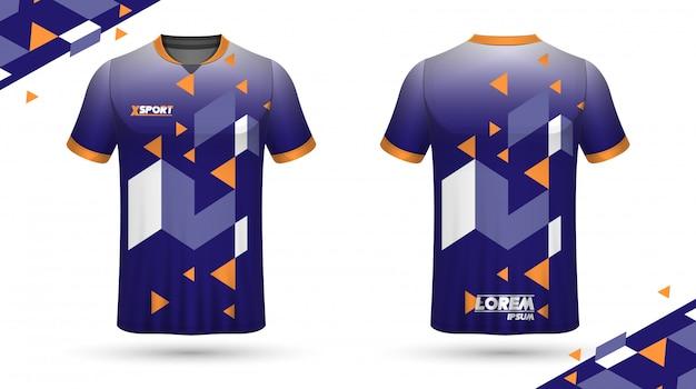 Fußball-shirt-vorlage