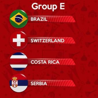 Fußball-WM-Gruppen