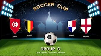 Fußballcup 2018