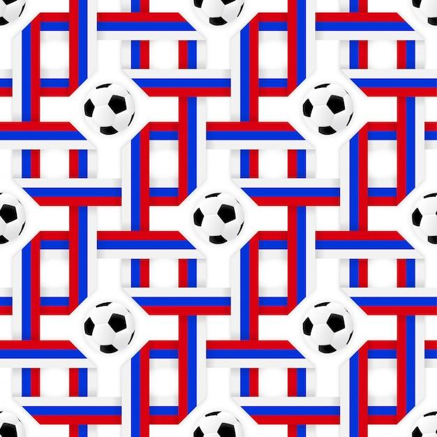 Fußballfahne.
