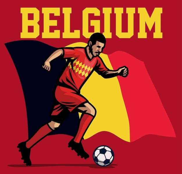 Fußballspieler von belgien