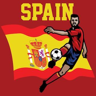Fußballspieler von spanien