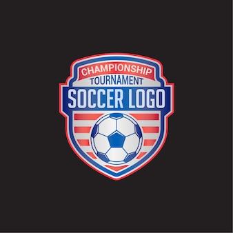 Fußballverein-abzeichen