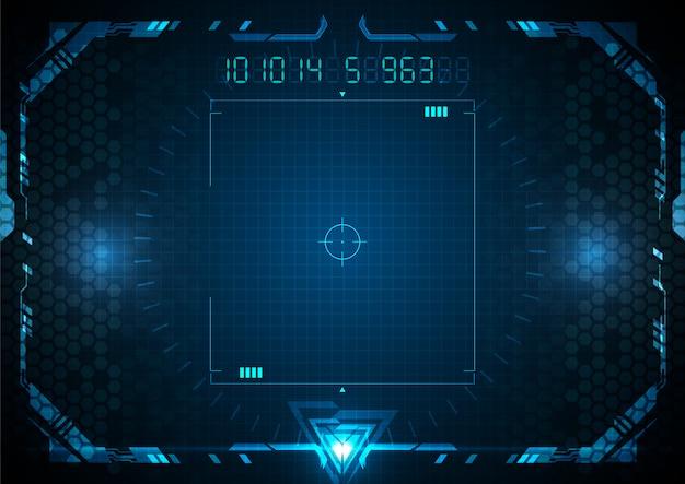 Futuristische spielbegrenzungs- und spielschnittstellentechnologie