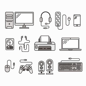 Gadget-icon-pack