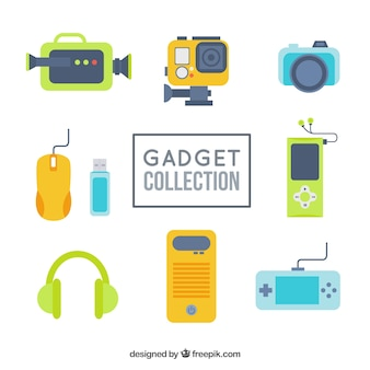 Gadget-kollektion