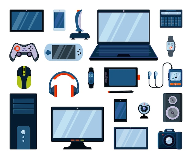 Gadgets elektronisches großes set