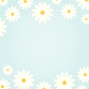 Gänseblümchenmuster