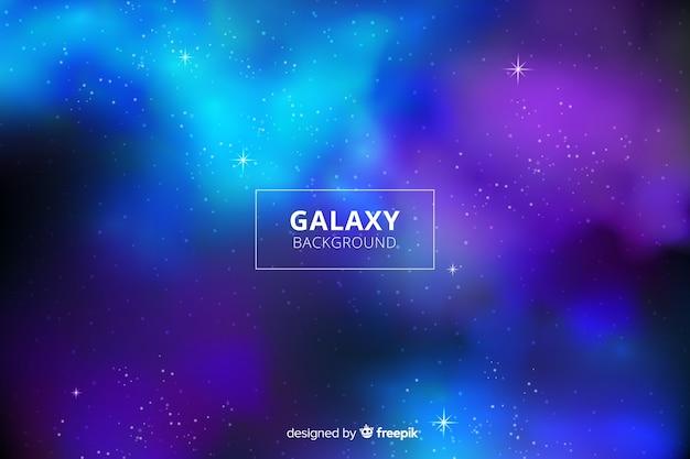 Galaxy-hintergrund
