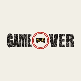 Gamer vorbei für t-shirt
